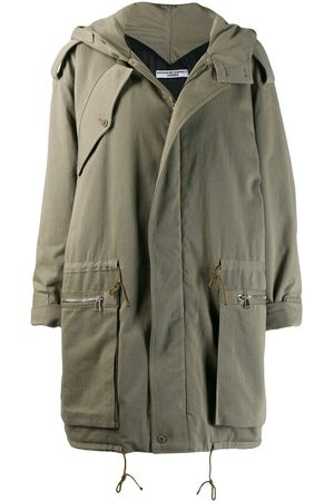 KATHARINE HAMNETT LONDON Mid-length parka coat