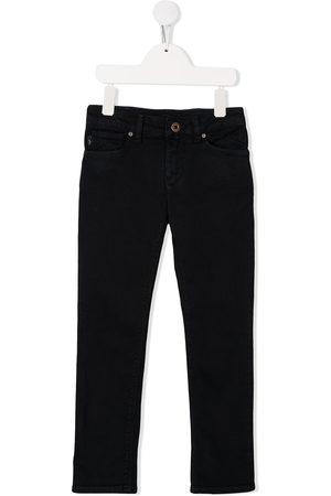 Emporio Armani Jongens Skinny - Mid-rise skinny jeans