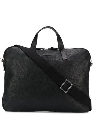 ALLY CAPELLINO Marcus leather folio bag
