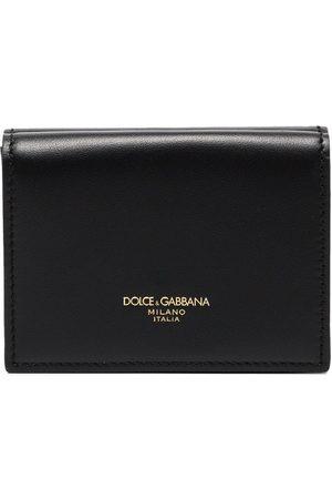Dolce & Gabbana Heren Portemonnees - Monreal logo-print leather wallet