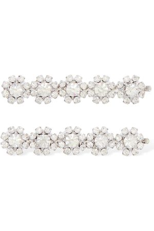 Alessandra Rich Set Of 2 Hair Clips