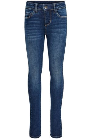 Only Kids Skinny Jeans Dames Blauw