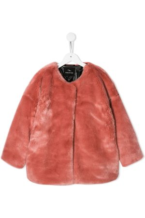 Le pandorine Fauxfur coat