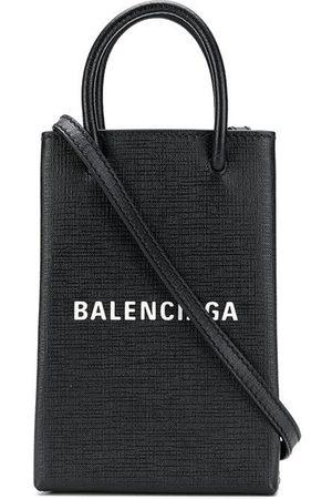 Balenciaga Shopping Phone holder bag