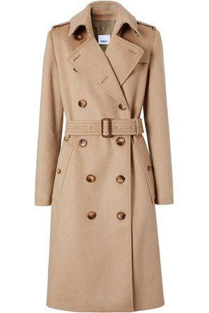 Burberry Dames Trenchcoats - Cashmere trench coat