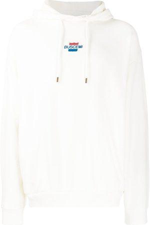BUSCEMI Logo print hoodie
