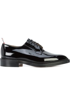 Thom Browne Classic Blucher In Patent Leather