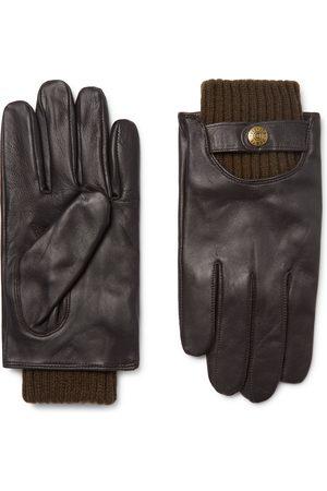 Dents Heren Handschoenen - Buxton Touchscreen Leather Gloves
