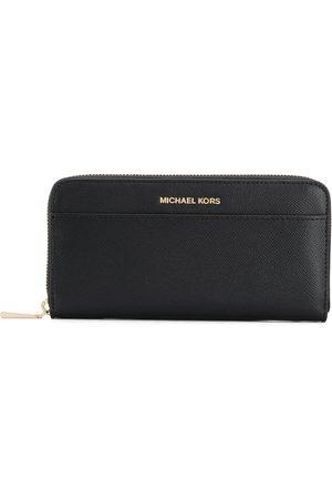 Michael Kors Textured zip wallet
