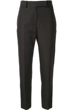 Haider Ackermann High rise slim fit trousers