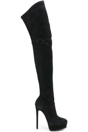 Casadei Over the knee stiletto boots