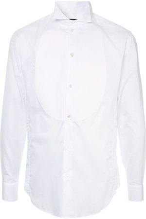 Armani Classic bib shirt