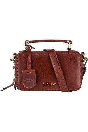 Burkely Dames Handtassen - Edgy Eden Citybag Brandy Brown sen