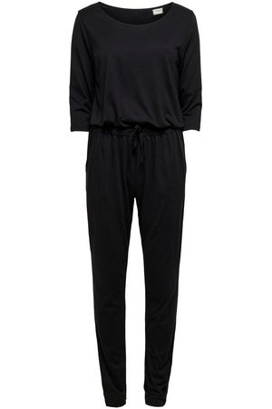 Only 3/4 Jumpsuit Dames Zwart