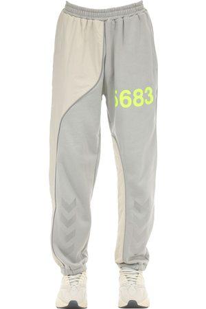Hummel Heren Joggingbroeken - Willy Chavarria Cotton Blend Sweatpants