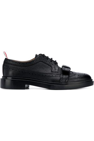 Thom Browne Brogued Bow Longwing