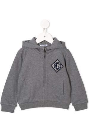 Dolce & Gabbana Embroidered logo hoodie