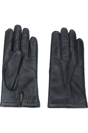 N.PEAL Heren Handschoenen - Chelsea leather gloves