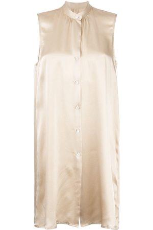 Voz Dames T-shirts - Sleeveless silk shirt