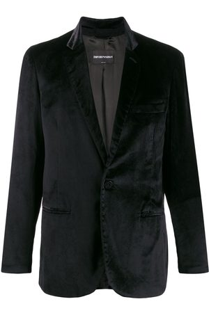 Giorgio Armani 1990s one-button blazer