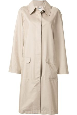 CHANEL 1998 trench coat