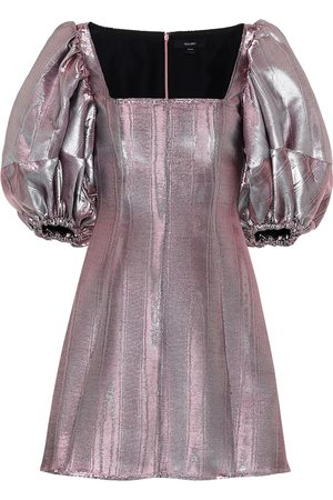 Ellery Lady D'arbanville metallic minidress