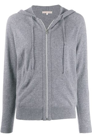 Filippa K Dames Sweaters - Zipped active hoodie