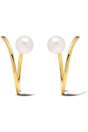 Tasaki 18kt A Fine Balance earrings