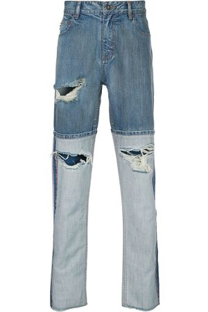 MOSTLY HEARD RARELY SEEN Helter Skelter straight jeans