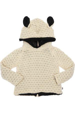 OEUF Reversible Sheep Alpaca Knit Sweater
