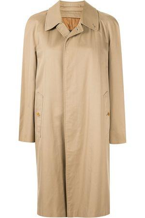 Burberry Straight midi rain coat