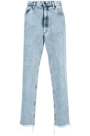 DUOltd Mid-rise straight jeans