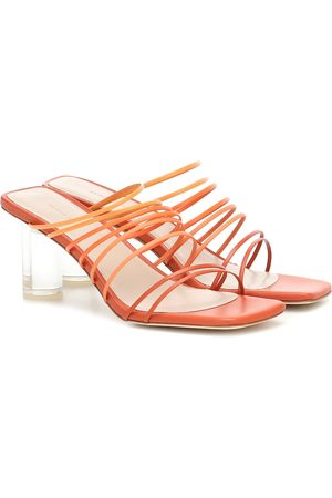 REJINA PYO Zoe leather sandals
