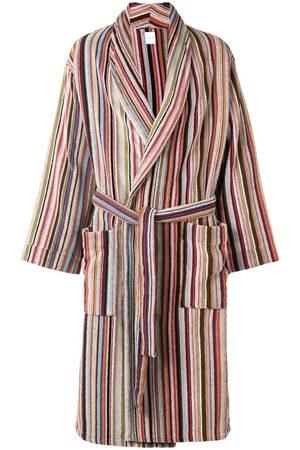 Paul Smith Heren Badjassen - Striped bathrobe