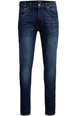 Jack & Jones Liam Original Am 014 Skinny Jeans Heren Blauw