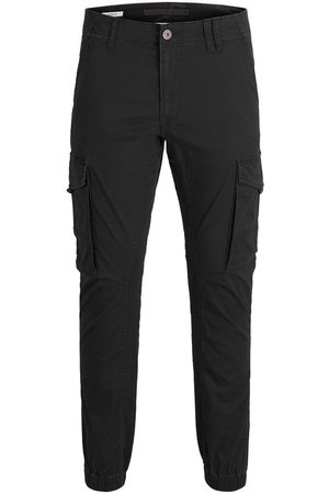 Jack & Jones Paul Flake Akm 542 Cargo Broek Heren Zwart
