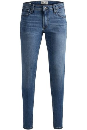 Jack & Jones Tom Original Am 815 Sts Skinny Jeans Heren Blauw
