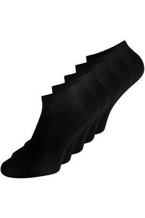 Jack & Jones 5-pack Sokken Heren Zwart