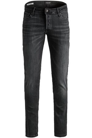 Jack & Jones Glenn Original Am 817 Slim Fit Jeans Heren Zwart