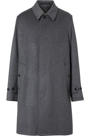 Burberry Single breasted collared coat