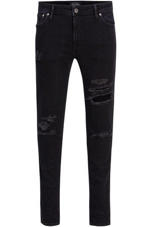 Jack & Jones Liam Original Am 502 Skinny Jeans Heren Zwart