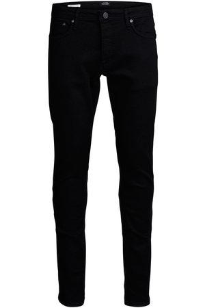 Jack & Jones Heren Slim - Glenn Felix Am 046 Slim Fit Jeans Heren Zwart