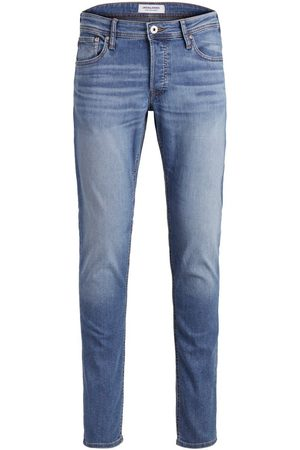 Jack & Jones Glenn Original Am 815 Slim Fit Jeans Heren Blauw