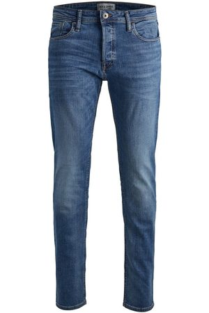 Jack & Jones Tim Original Am 781 50sps Slim/straight Fit Jeans Heren Blauw