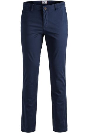 Jack & Jones Marco Bowie Sa Navy Blazer Slim Fit Chino Heren Blauw