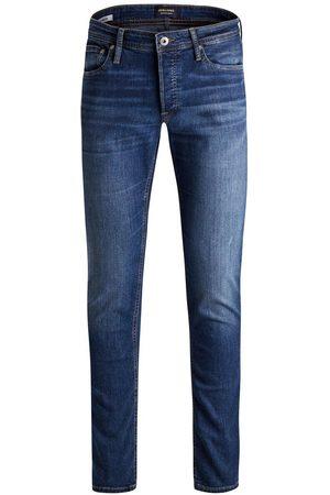 Jack & Jones Heren Slim - Glenn Original Am 814 Slim Fit Jeans Heren Blauw