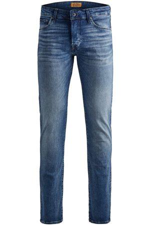 Jack & Jones Heren Slim - Glenn Icon Jj 357 50sps Slim Fit Jeans Heren Blauw