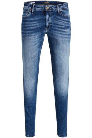Jack & Jones Heren Skinny - Tom Original Jos 510 50sps Skinny Jeans Heren Blauw