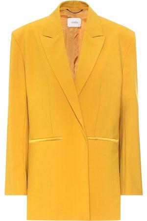 Dorothee Schumacher Refreshing Ambition wool-blend blazer