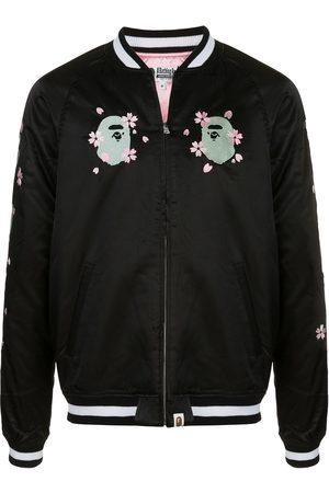 BAPE Sakura Souvenir Jacket